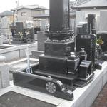 10寸和型石碑